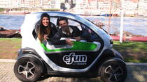 Electric Car Tour of Porto with GPS Audio Guide , Porto & Northern Portugal, Self-guided Tours...