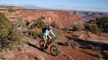Moab Dead Horse Point Mountain Biking Experience, Moab