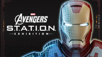 Marvel's Avengers STATION the Exhibition at Discovery Times Square, New York City, Concerts & ...
