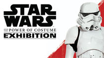 STAR WARS and the Power of Costume Exhibition at Discovery Times Square, New York City, Family ...