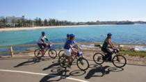 Manly Self-Guided Bike Tour, Sydney, null