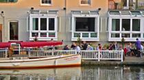 Exquisite Three Course Riverside Dining with Sundowner Cruise, Oxford, Movie & TV Tours