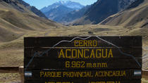 Mount Aconcagua Trekking Tour to Confluencia from Mendoza, Mendoza, Hiking & Camping