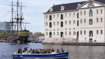 Amsterdam Open Boat Off-the-Beaten-Track Cruise and National Maritime Museum Entrance Ticket, ...