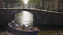 Open Boat Canal Cruise in Amsterdam, Amsterdam, Day Cruises