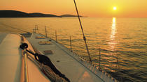 Private Catamaran Sunset Cruise from St Lucia, St Lucia, Day Cruises