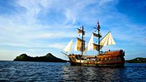 St Lucia Pirate Ship Day Cruise to Marigot Bay, St Lucia, Day Cruises