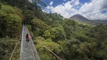 Arenal Hanging Bridges Hike , La Fortuna, Hiking & Camping