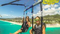 Orient Beach Parasailing in St Martin, St Martin, Parasailing & Paragliding