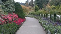 1-Hour Victoria City Tour and Butchart Gardens, Victoria, Day Cruises