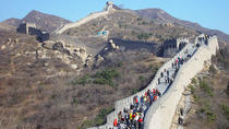 Private Great Wall of China Day Tour at Juyongguan, Badaling and Mutianyu, Beijing, Private Tours