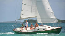 Day Sail in Key West by Private Charter , Key West, Sailing Trips