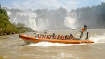 Argentinean Falls Great Adventure with Boat Ride from Foz do Iguaçu, Foz do Iguacu