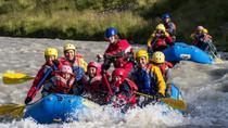 Family Rafting Day Trip from Hafgrímsstaðir: Grade 2 White Water Rafting on the West...