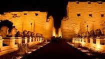 Karnak Temple Sound and Light Show from Luxor, Luxor, Family Friendly Tours & Activities