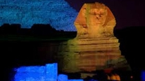Pyramids and Sphinx Sound and Light Show from Giza, Giza, Day Trips