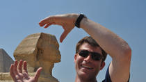 Guided Day Tour to Giza Pyramids and Saqqara from Cairo with Felucca Ride and Derwish Show, Cairo, ...