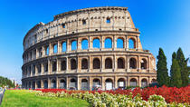 Colosseum Imperial Forum and Palatine Hill Small Group Tour, Rome, Walking Tours