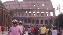 Private Tour of Ancient Rome by Bicycle including Skip-the-Line Colosseum and Bath of Caracalla...