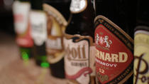 Czech Beer Tasting Paired with Cheese and Crackers in Prague, Prague, Beer & Brewery Tours