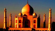 Overnight Sunset and Sunrise Taj Mahal Trip from Delhi, New Delhi, Overnight Tours