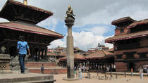 City tour of Bhaktapur and Patan Durbar Square, Kathmandu, null