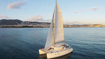 Luxury Catamaran Cruise from Athens with Traditional Greek Meal and BBQ, Athens, Sailing Trips
