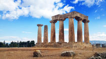 Mycenae - Ancient Corinth - Corinth Canal - Epidaurus full day tour from Nafplio, Peloponnese, ...