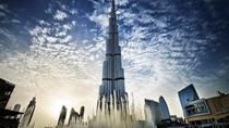 2-Day Tour Burj Khalifa 124th Floor, Sunset With Dinner Safari and Sand Boarding, Dubai