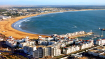 Half Day City Tour Bus in Agadir, Agadir, City Tours