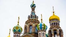 St Petersburg Private 1-Day Visa Free Shore Excursion: City Highlights with Hermitage and Peterhof...
