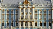 St Petersburg Private Imperial Residences Day Trip to Peterhof and Catherine Palace by Car, St ...