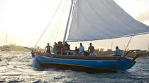 Ambergris Caye Sunset Sailing Tour, Cayo Ambergris