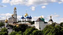Moscow Private Day Trip to Sergiev Posad Including Matryoshka Factory and Holy Trinity Lavra With ...