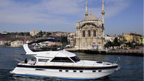 Private: Romantic Evening Cruise on the Bosphorus on Your Own Yacht, Istanbul, Food Tours