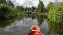 Guided Sunset Canoe Tour and Dinner in Waterland from Amsterdam, Amsterdam