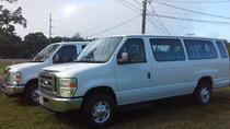 Private Transfer: Belize Airports or Water Taxi Terminal to Hotel in San Ignacio, Belize City