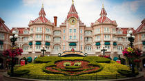 Private transfer from Disneyland to Paris Charles de Gaulle (CDG) or Orly (ORY) Airports, Paris,...