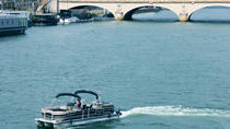 Paris Seine River Cruise with Brunch , Paris, Day Cruises