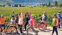 Chelan Electric Bicycle Winery Tour , Chelan, Bike & Mountain Bike Tours