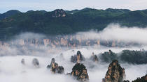 Private Tour of Zhangjiajie Day Trip with Grand Canyon and Yellow Dragon Cave, Zhangjiajie, Private...