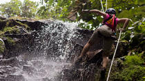 Sky Limit Tour Including Zip Lines, Canyoning, Rappel and More, La Fortuna, Ziplines