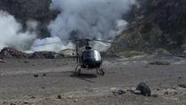 White Island Volcano Helicopter Flight with Optional Tour from Tauranga, Tauranga
