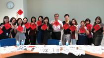 Chinese Calligraphy workshop , Singapore, Cultural Tours