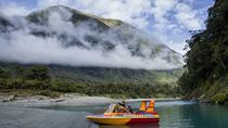 Waiatoto River Safari, South Island, Day Cruises