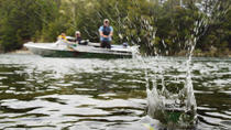 Half-Day Jet Boat Fishing Trip from Te Anau, Te Anau, Fishing Charters & Tours