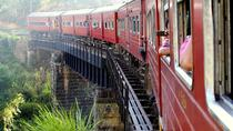 Full-Day Private Rail Tour from Colombo to Kandy, Colombo, Rail Tours