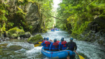 White Salmon River Rafting Half-Day Trip, Oregon