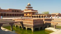 Independent Day Tour of Taj Mahal, Fatehpur Sikri and Agra Fort from Delhi with Private Car , New...