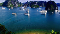 Halong Bay day cruise to Sung Sot cave - Titop Island, Hanoi, Day Cruises